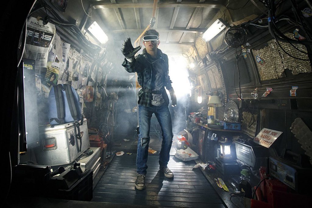 'Ready Player One': Throwbacks, Action, (Slightly Mediocre) Acting, Oh My!