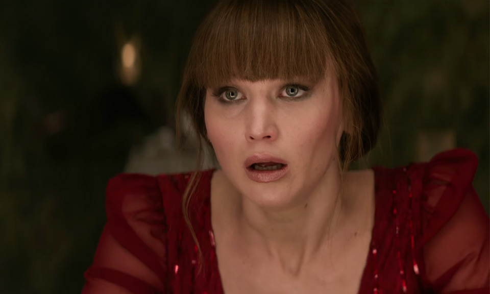 Spy Torture Porn: A  'Red Sparrow' Review