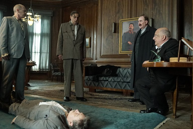 'The Death of Stalin': Murder and Violence Is Funny