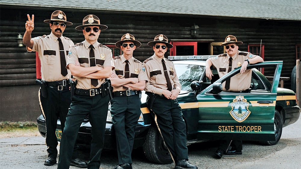 'Super Troopers 2': The Worst Comedy of 2018