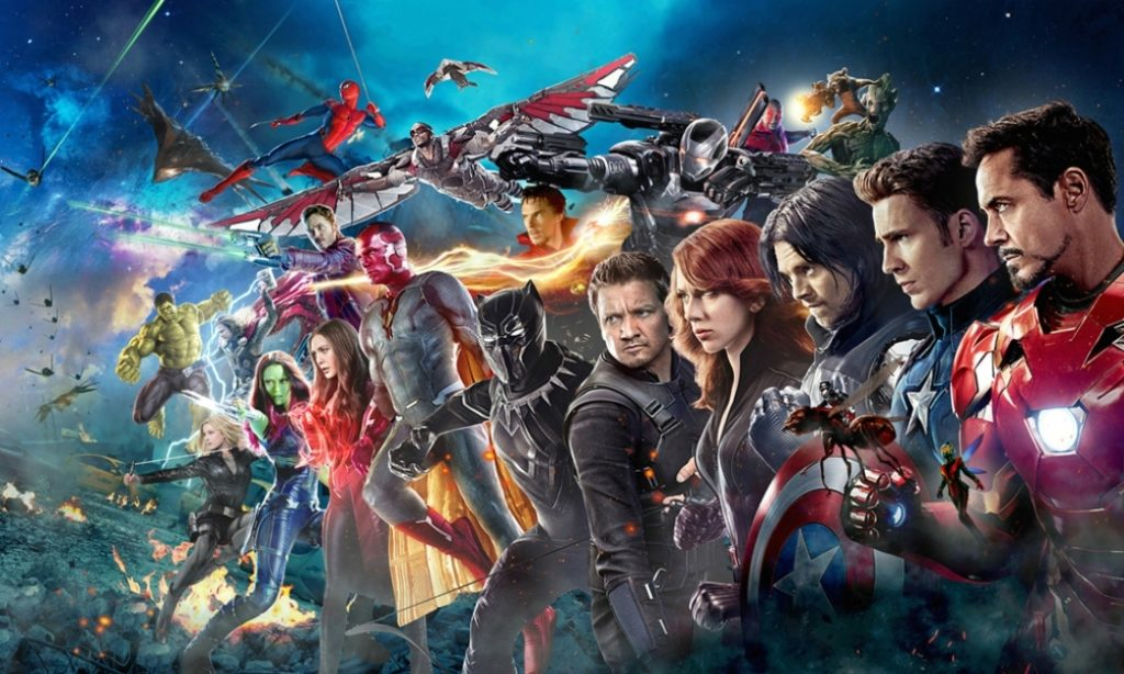 Let's Rank Marvel: 10 of the Best Movies in the MCU
