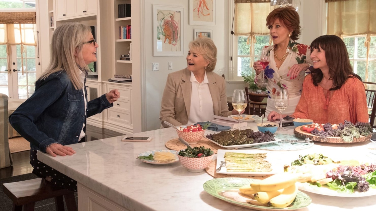 'Book Club' is the Romantic Comedy that Older ViewersDeserve