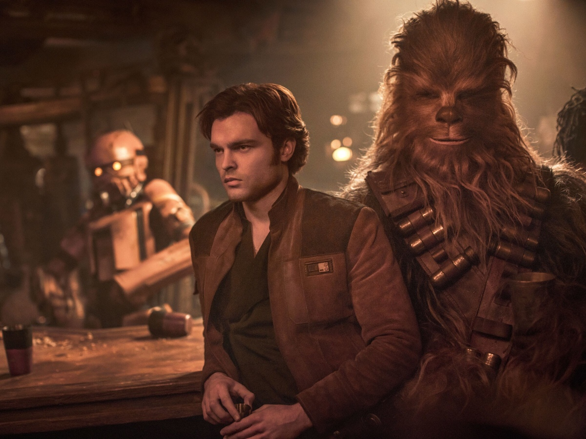 The Rocky Comedic Adventures of 'Solo'