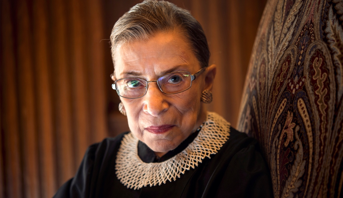 'RBG': The Queen of Law
