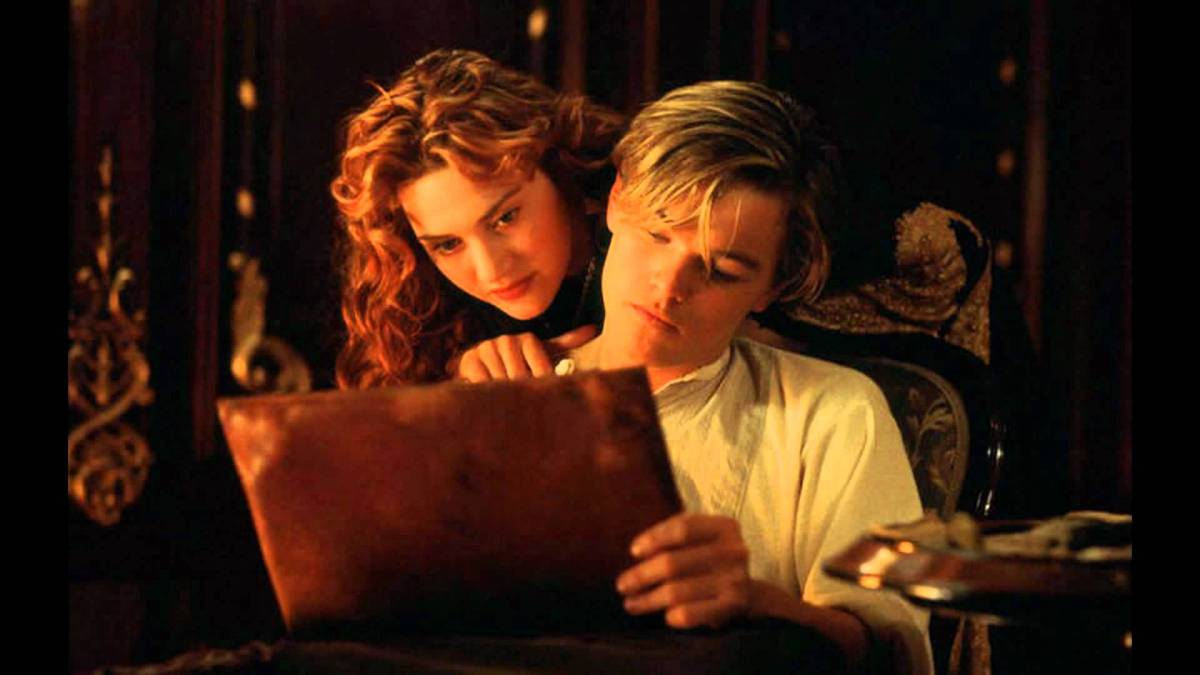'Titanic' Makes My Heart Go On
