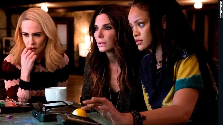 'Ocean's 8': The Queens of Heist