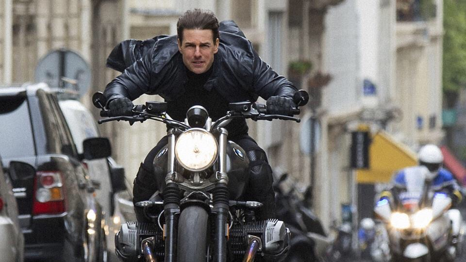 Watching Tom Cruise in 'Mission: Impossible- Fallout' is LifeChanging