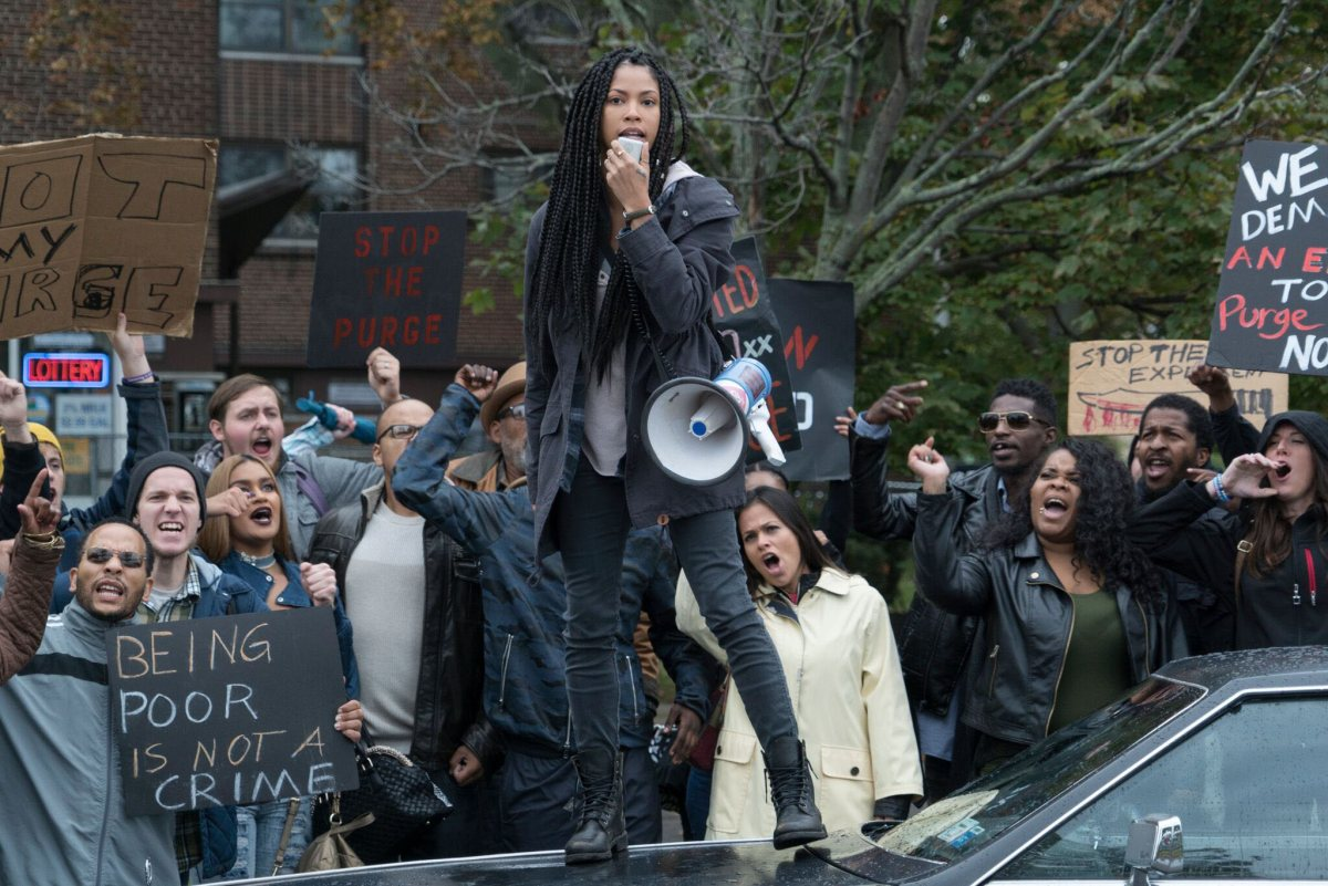 'The First Purge' Predicts an Eerie Future forAmerica