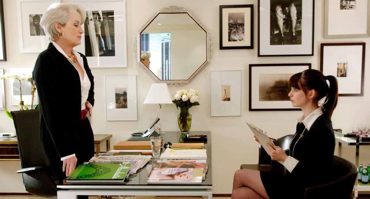 How to Be a Boss and Other Lessons We Learned from 'The Devil Wears Prada'