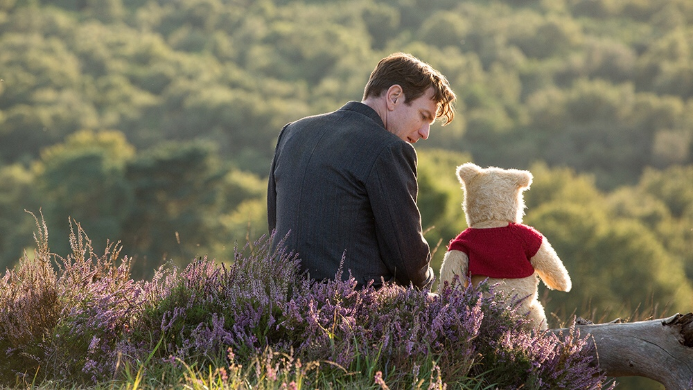 'Christopher Robin': Warm, Fuzzy, and Winnie the Pooh