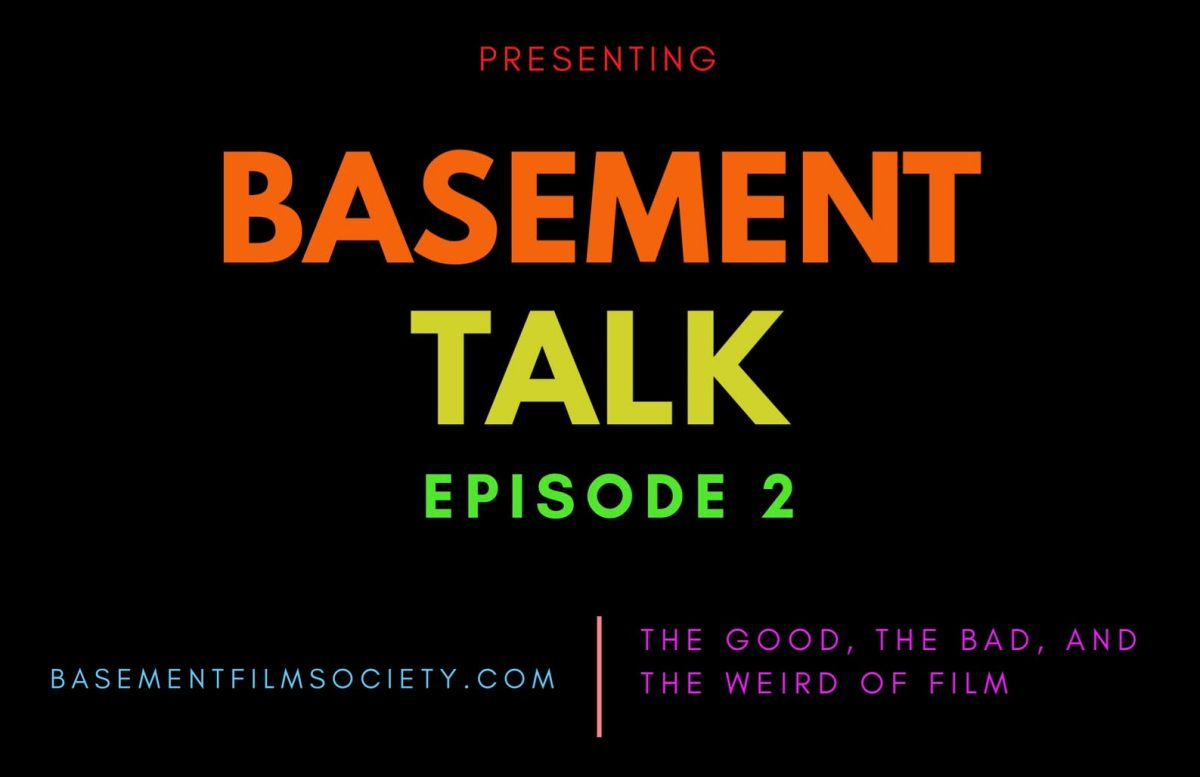 Basement Talk 002: LGBT and the Biphobia in Cinema