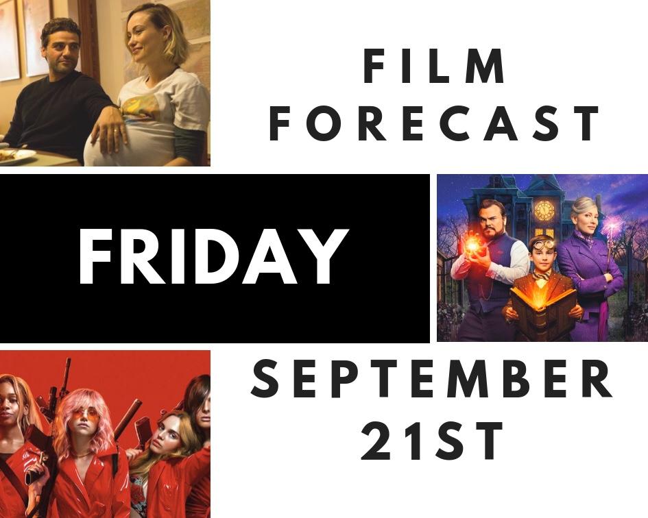 Film Forecast Friday: September21